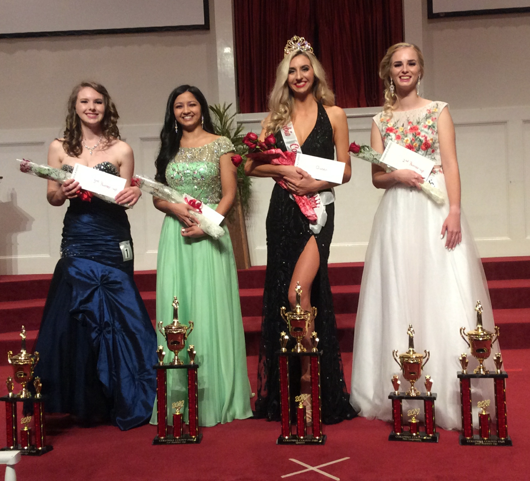Scholarship Pageant Columbia County Fair